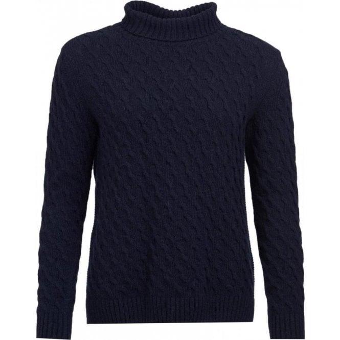 Barbour Burne Knit Sweater