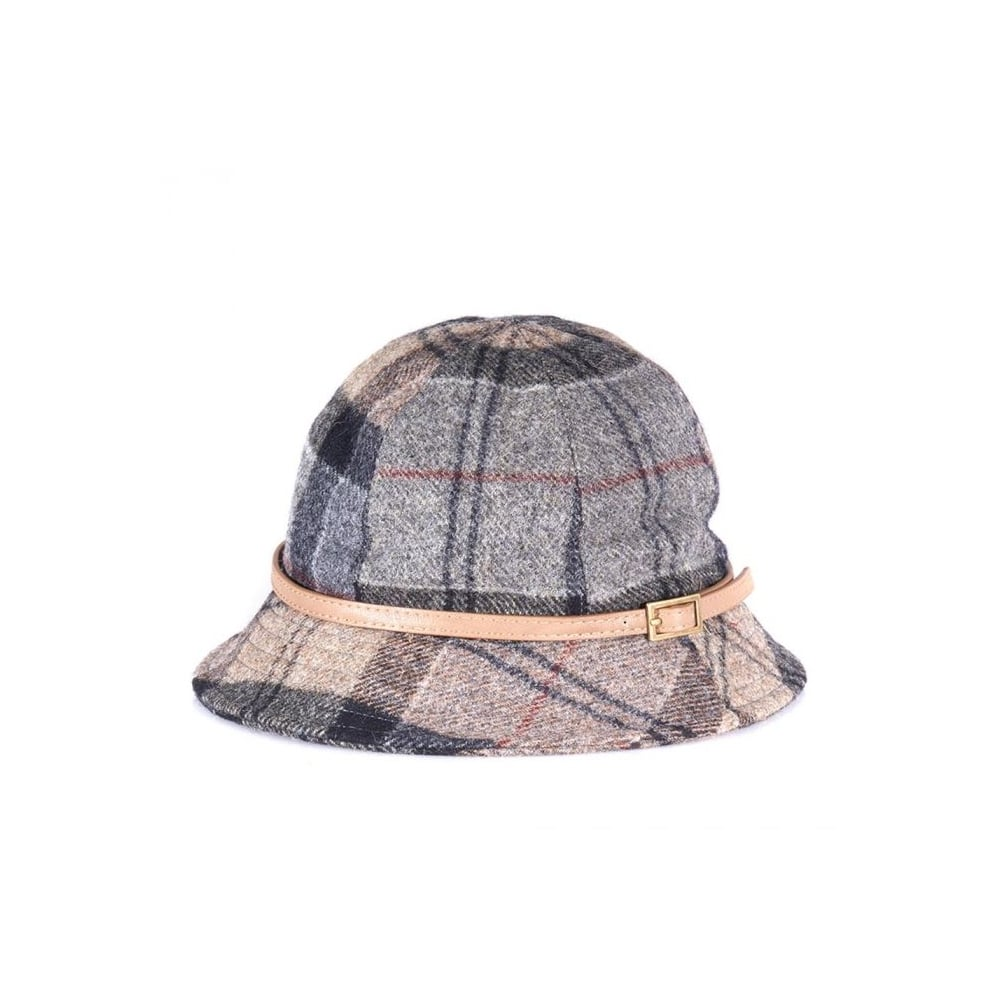 Barbour Carlin Tartan Trench Hat - Womens Hats  O C Butcher 04d48dfced99