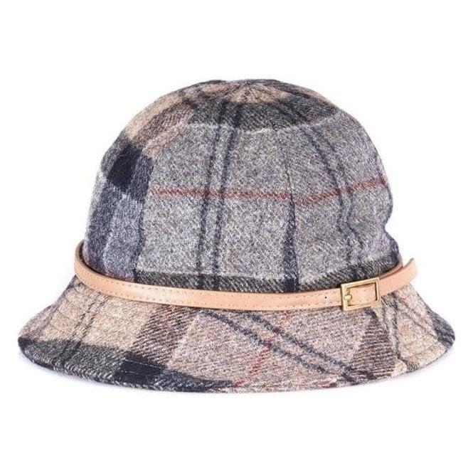 Barbour Carlin Tartan Trench Hat