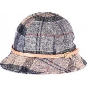Carlin Tartan Trench Hat