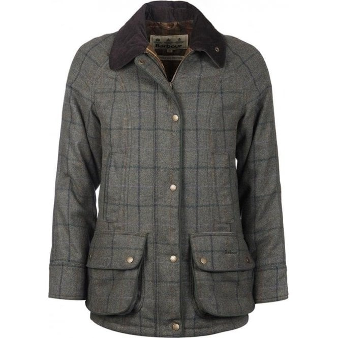 Barbour Carter Wool Beadnell Jacket