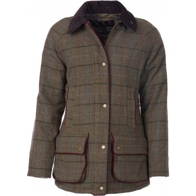 Barbour Carter Wool Jacket