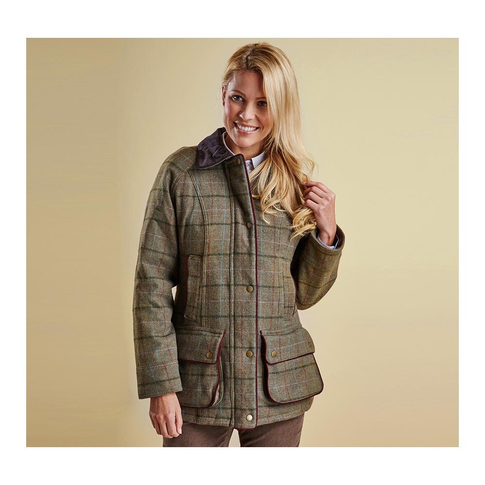 Wool jacket for women