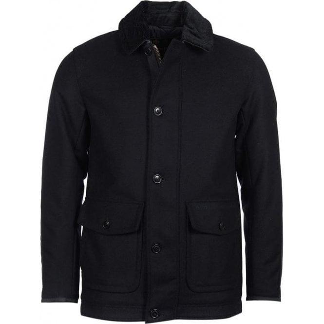 Barbour Chingle Tweed Wool Jacket
