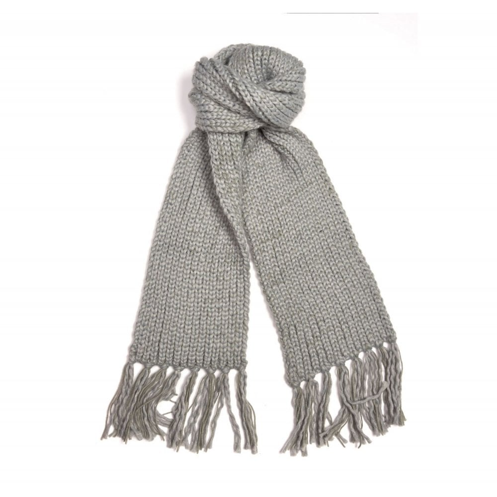 Barbour Chunky Knit Hat   Scarf Set - Womens Accessories  O C Butcher c8a64a76aea