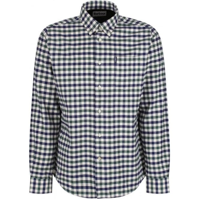 Barbour Country Check 3 Tailored Shirt