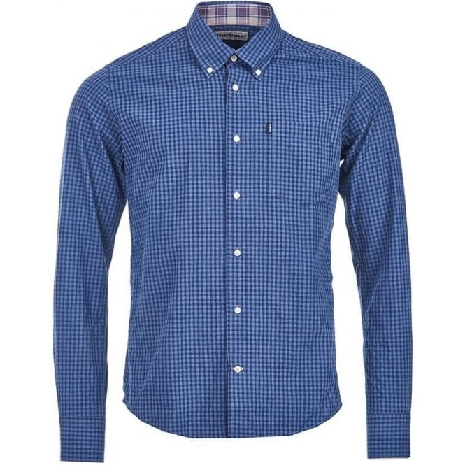 Barbour Country Gingham Tailored Shirt