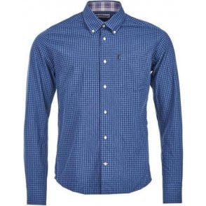 Country Gingham Tailored Shirt