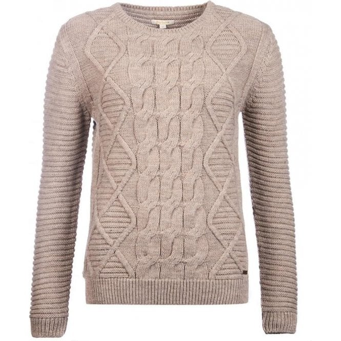 Barbour Court Crew Neck Jumper