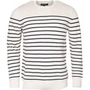 Current Stripe Crew Sweater