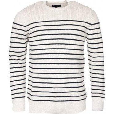 Current Stripe Crew Sweater
