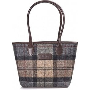Dee Tartan Handbag