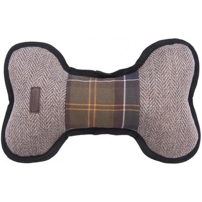 Barbour Dog Toy