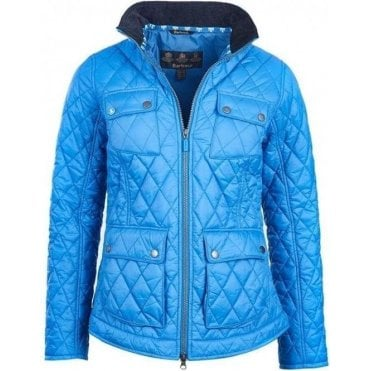 Dolostone Quilted Jacket