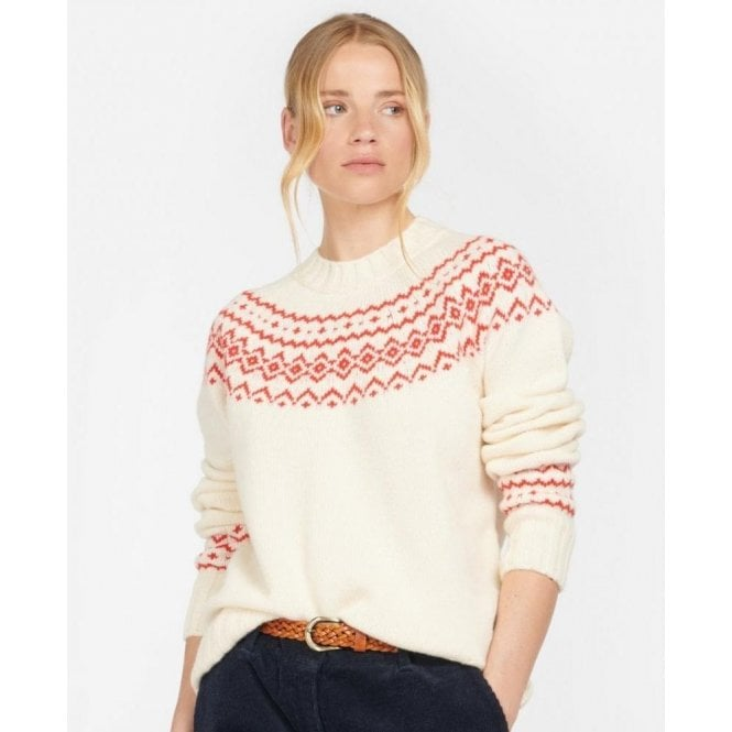 Barbour Driftwood Knit