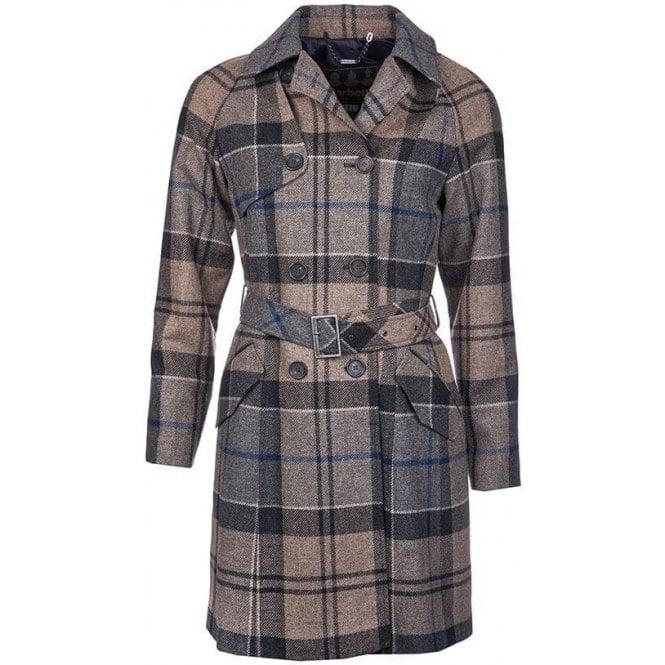 Barbour Eday Wool Jacket