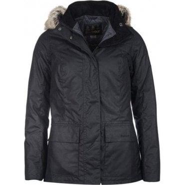 Ellen Wax Parka Jacket