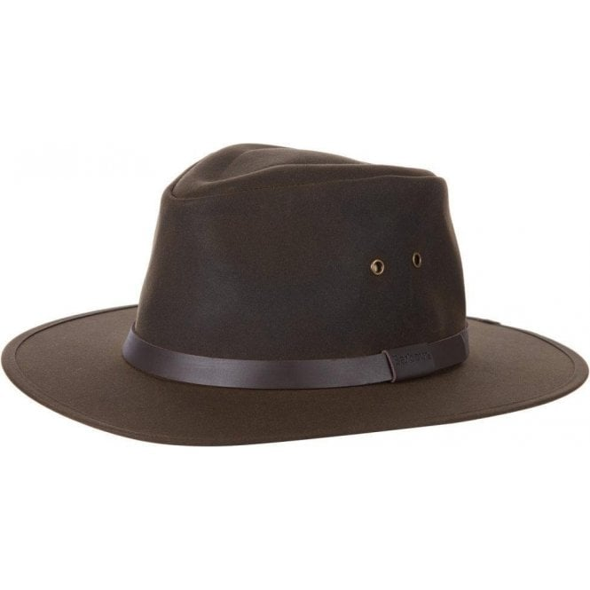 Barbour Elwick Wax Hat