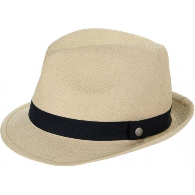 Barbour Emblem Trilby Hat