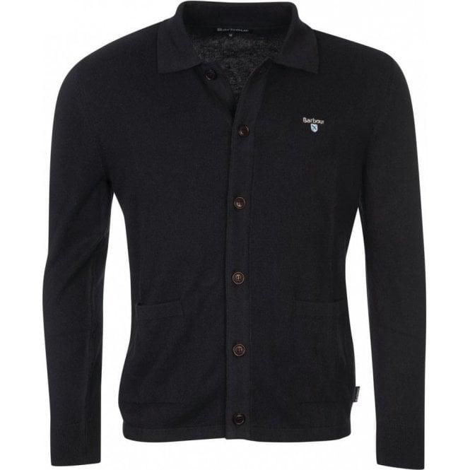 Barbour Essential Cotton Cashmere Cardigan