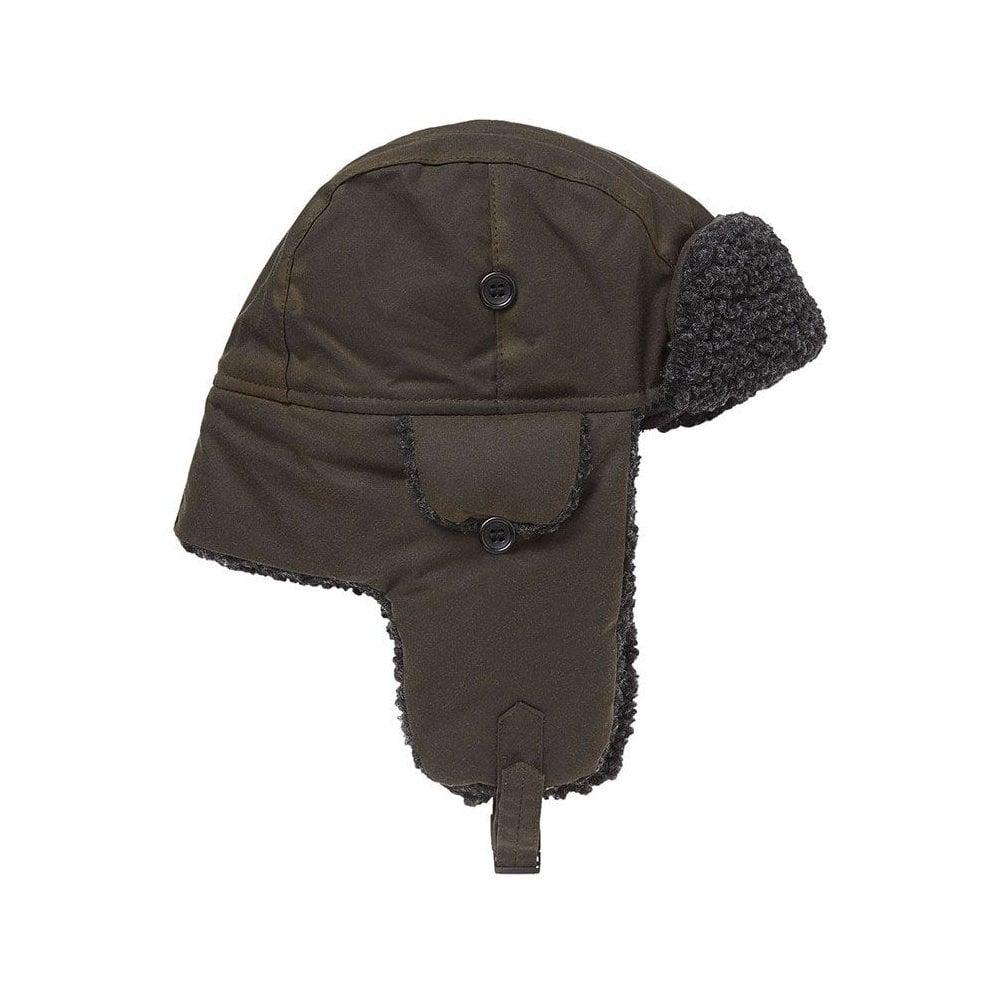 80967fecbe14e Barbour Fleece Lined Trapper Hat - Mens Hats  O C Butcher
