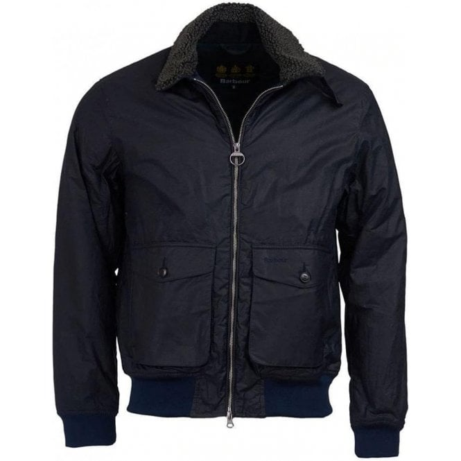 Barbour Goosall Waxed Cotton Jacket