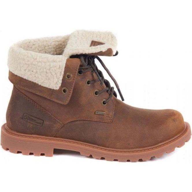 Barbour Hamsterly Roll Top Boots
