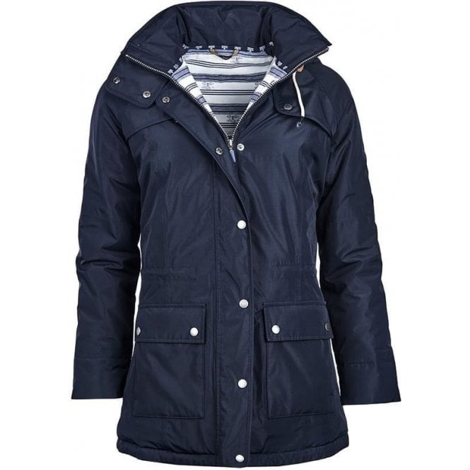 Barbour Hermit Waterproof Jacket
