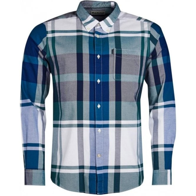 Barbour Highland 2 Tailored Shirt