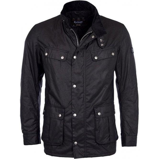 Barbour International Duke Waxed Jacket