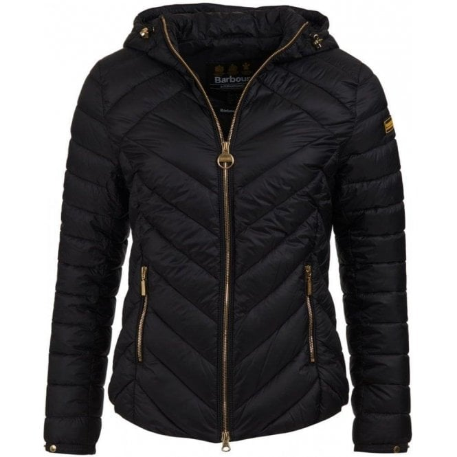 Barbour International Durant Quilted Jacket