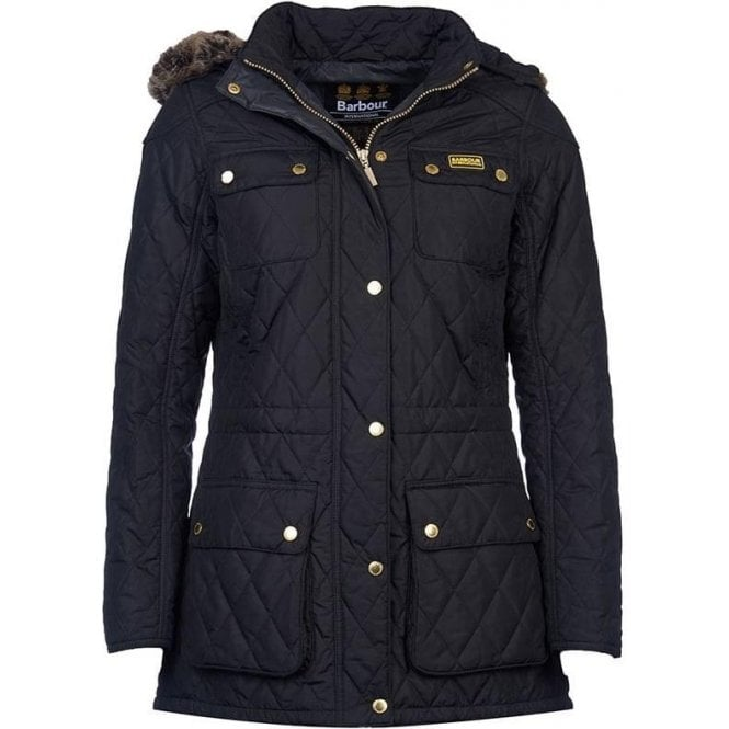 Barbour International Enduro Quilted Jacket