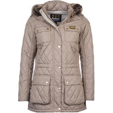Enduro Quilted Jacket