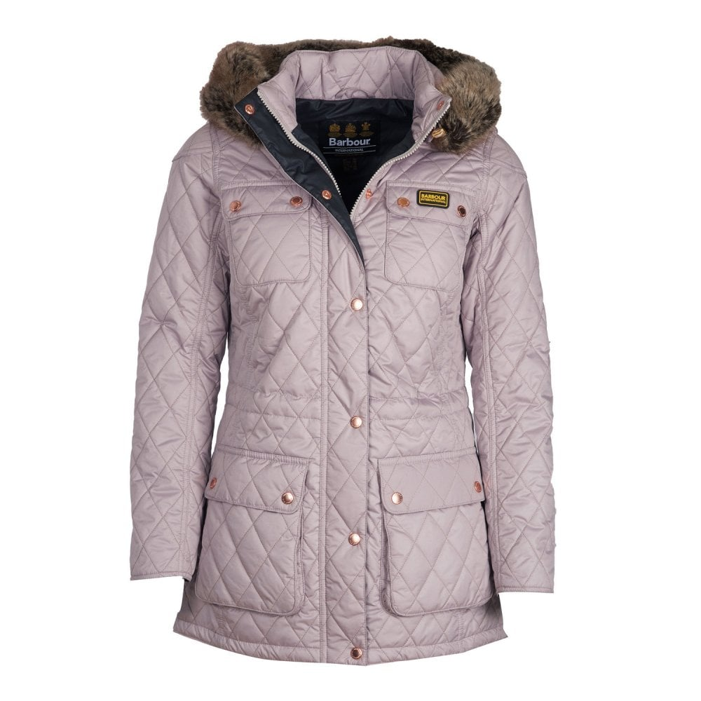 8dbd9f2afbb1 Barbour International Enduro Quilted Jacket - Womens Coats   Jackets ...