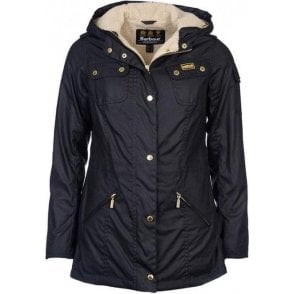 Flywheel Parka Wax Jacket