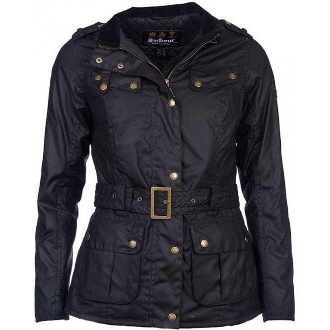 Barbour International Goldwing Wax Jacket