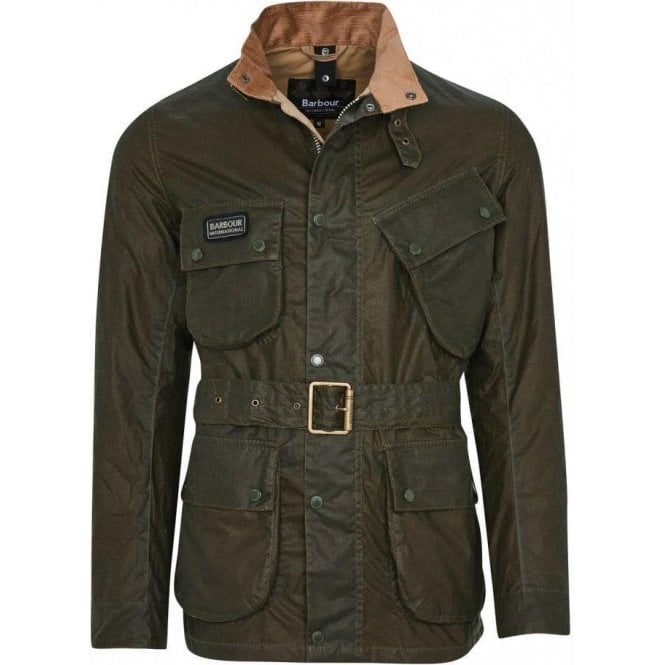 Barbour International Lightweight SL International Waxed Cotton Jacket