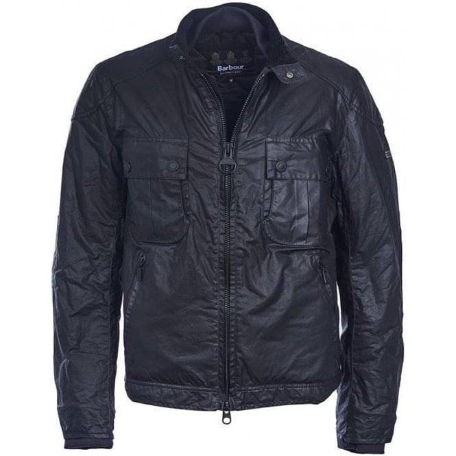 Barbour International Oil Wax Jacket