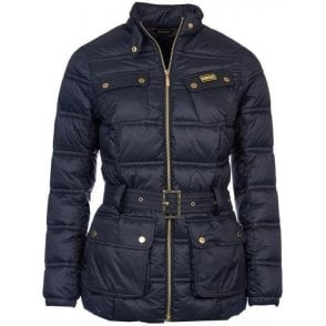Pannier Baffle Quilted Jacket