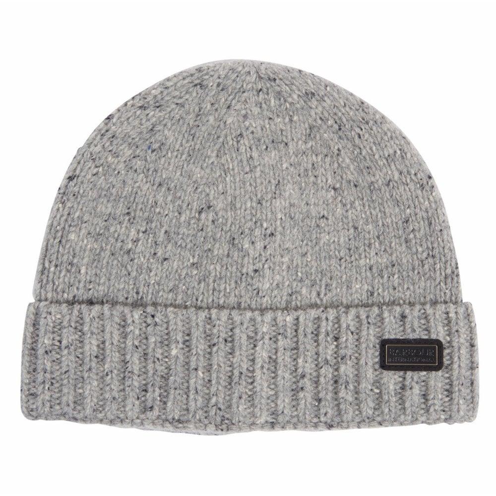 Barbour International Spoiler Knit Beanie - Mens Hats  O C Butcher 880023d37f2