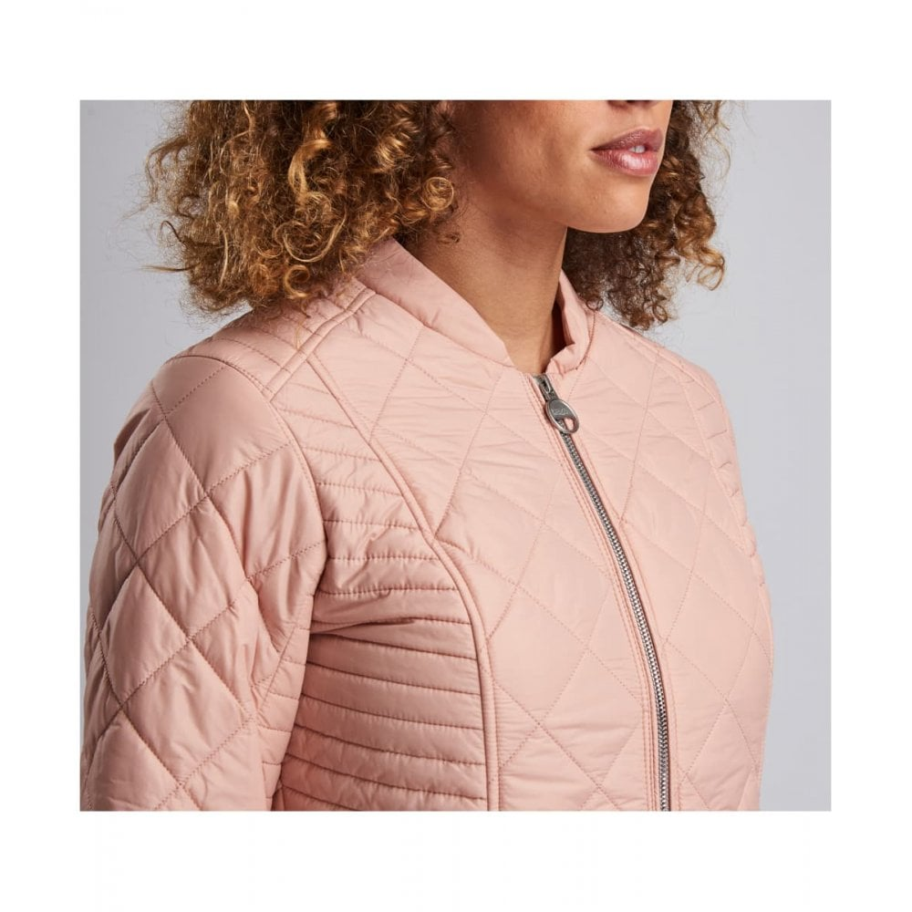 869111061e41 Barbour International Sprinter Quilted Jacket - Womens Coats ...