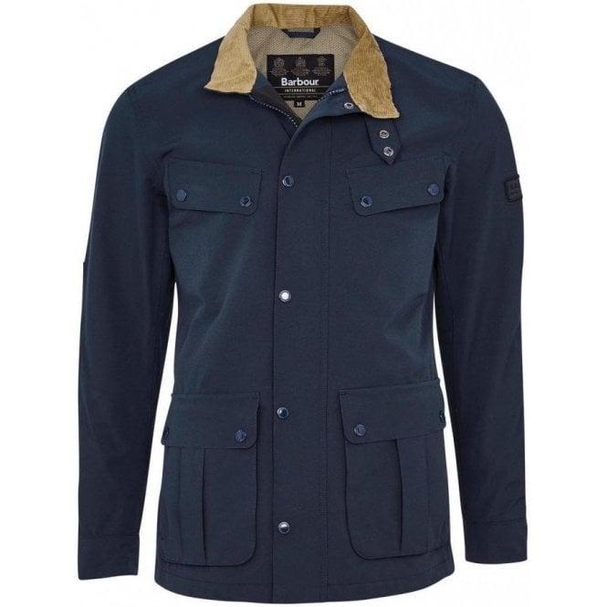 Barbour International Summer Waterproof Duke Jacket