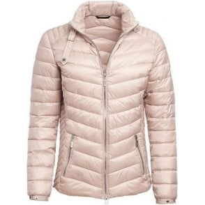 Triple Quilted Jacket