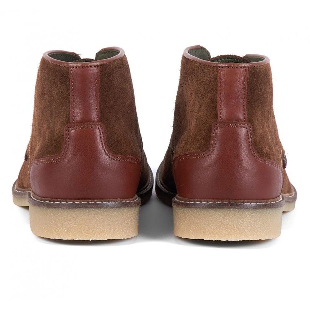 Barbour Kalahari Desert Boots - Mens