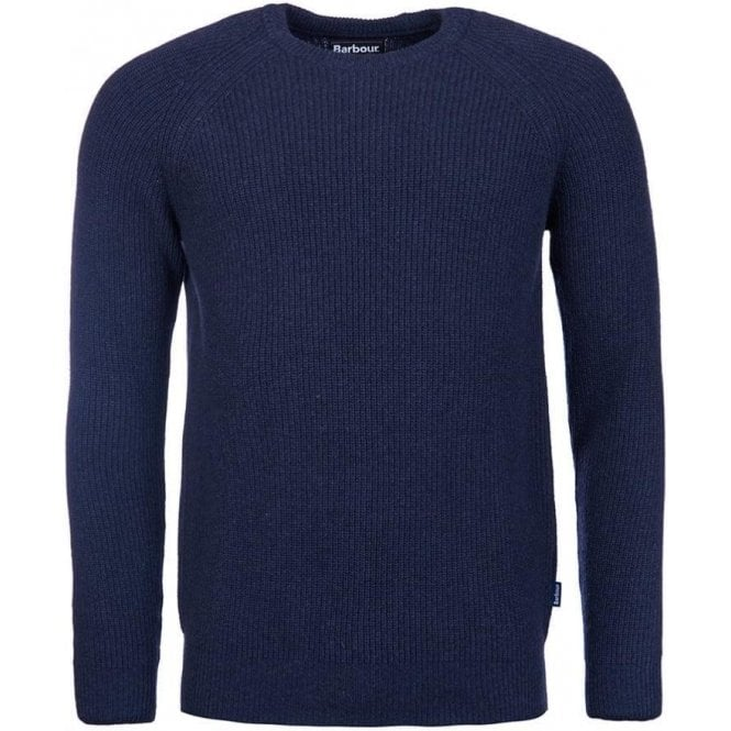 Barbour Keswick Rib Crew Neck Sweater