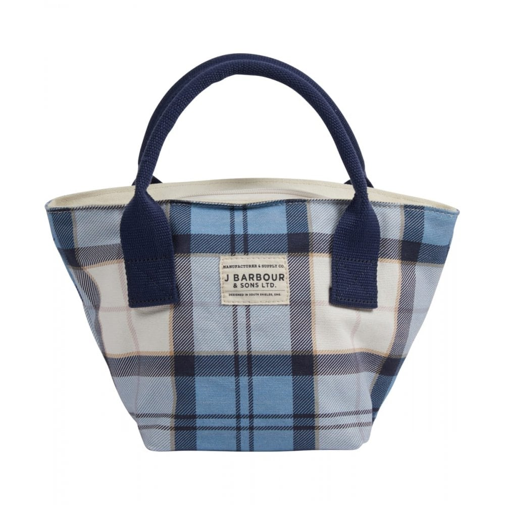 a848b916b9a6 Barbour Leathen Tote Bag - Womens Bags  O C Butcher