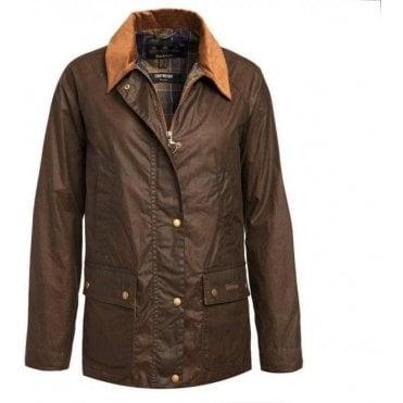 Lightweight Acorn Wax Jacket