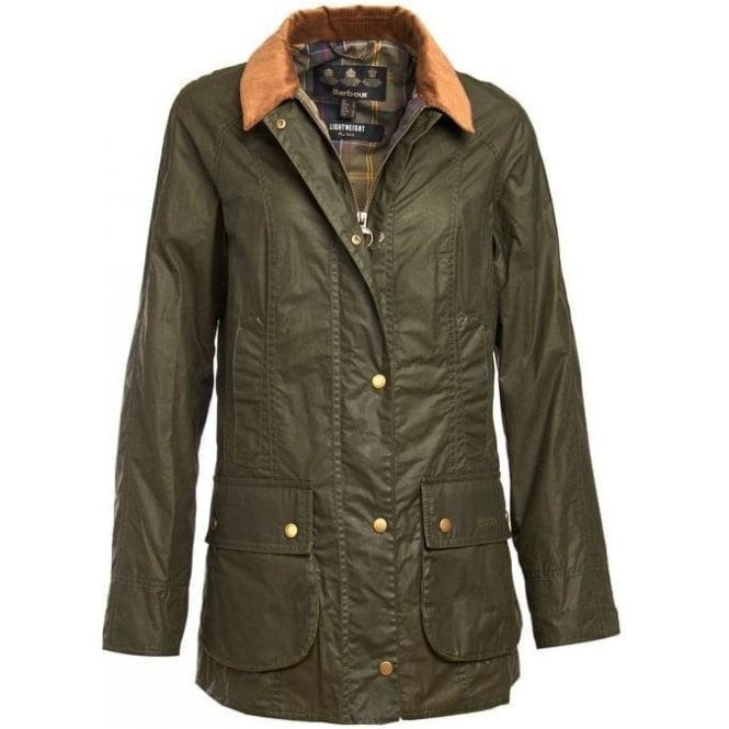 Barbour Lightweight Beadnell Wax Jacket