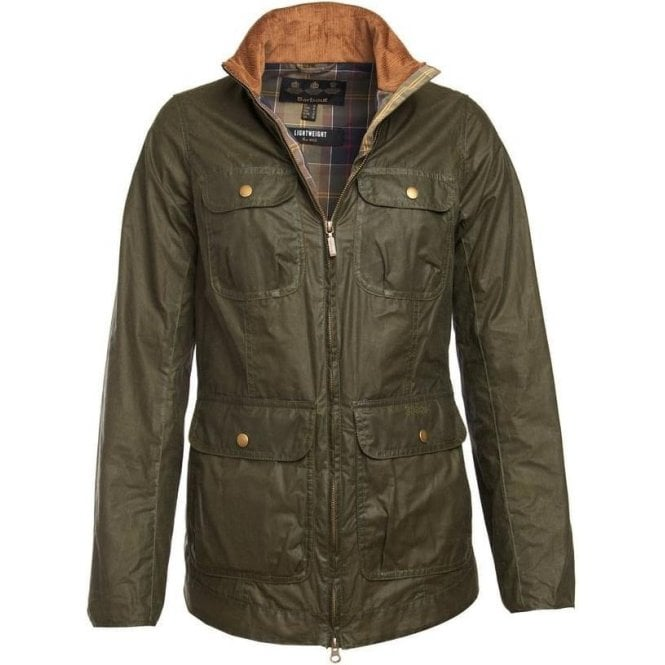 Barbour Lightweight Filey Wax Jacket