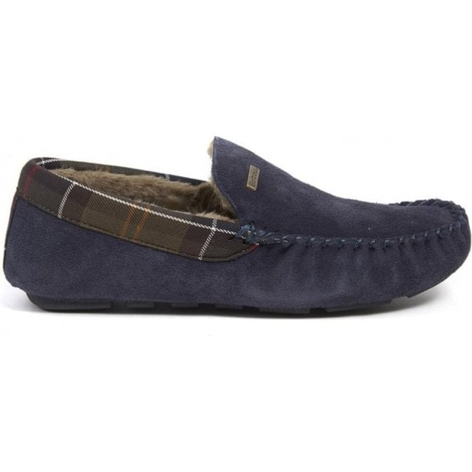 Barbour Monty Moccasin Slippers